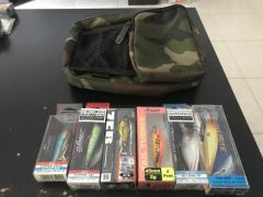 New lure & pouch