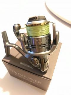Shimano Twinpower C3000HG