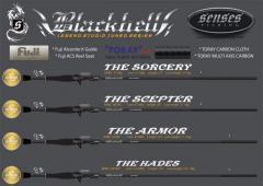 Senses Blackhell The Scepter BHBC-601ML