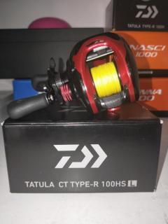 Daiwa Tatula CT Type-R