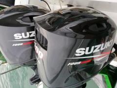 Fiberglass Japan Fishing Boat w/ Brand New Double 200 HP Suzuki Engine S$50,000