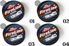 Fireline crystal 8 lbs 300 yards Bnib(one roll only)