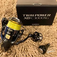 Shimano Twimpower XD 3000XG