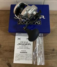 OCEA Jigger 2000NRPG