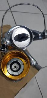 Shimano Stella '08 10K(XG) with x'tra SOM spool 1600