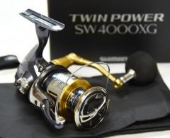 Shimano Twinpower sw 4000xg