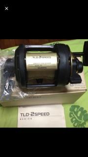 Shimano TLD 30, 2 Speed