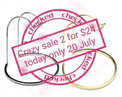 Reel stand sale for 20 Jul only $24 for 2