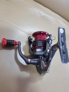FOR SALE: Shimano stradic ci4+ 2500B