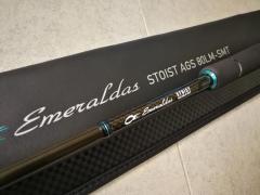 Daiwa Emeraldas Stoist 80LM-SMT Eging Rod
