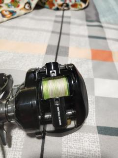 Daiwa Zillion TW HD 1520HL(Under Warranty)