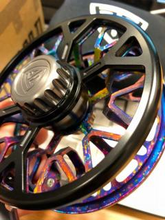 Limited edition - Taylor Fly Fishing reel 6-8 wt