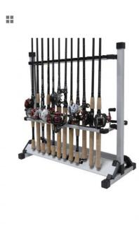 Brand new Aluminium Rod Rack