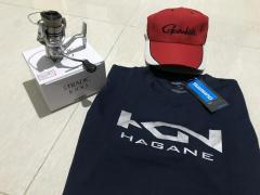 2019 stradic 1000 FL + BN shimano shirt +gamakatsu cap