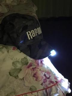 Brand New - Camo Fishing Cap