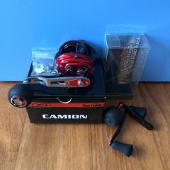 Banax Camion 305 right hand (free jigging handle)