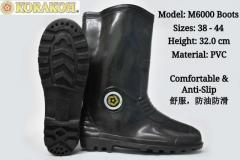 Boots (Anti-Slip)