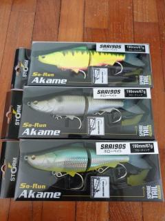 Storm Akame