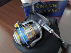 09 Shimano Twinpower 6000SW HG