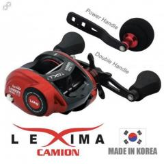 Banax lexima camion 305 l td..Left handed reel(9.5/10)
