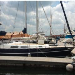 Sailboat 30 feet Helios 28K SGD