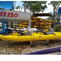Phoenix Fishing Kayaks - Singles (2000 sgd) Twin (2500 sgd) #5R Sustainable Boating