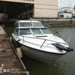 Powerboats For sale SeaRay Hardtop Diesel Volvo Penta Engines