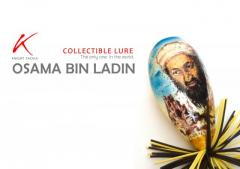 Extremely rare collectible jump frog - OSAMA BIN LADIN (Please read the description below).