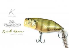 Collector' item! New & Cheap Japanese Vagabond End Rean Lure!