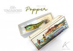 Collector' item! New & Cheap Japanese Vagabond Popper Lure!