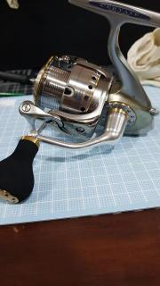 Daiwa Hyper Certate Custom 3000