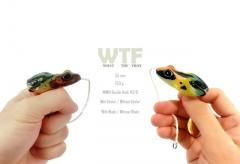 Tuned soft frog for toman fishing!