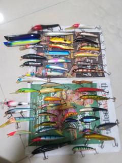 Old school lures