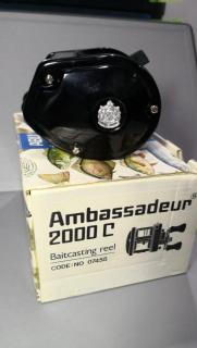 Abu Garcia Ambassador 2000c