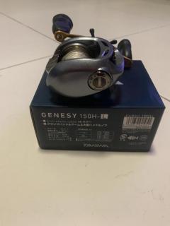 WTS: Light Jig set - GL spade ex 0.6-1.5 BC & Genesy 150H-L