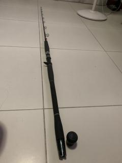 WTS : Custom BC PE 1.5 - 4 rod (reserved for viewing)