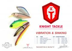 Only S$7.0!!!!  for a New & Original Japanese Vibration / Sinking lure. (Sell as a set).