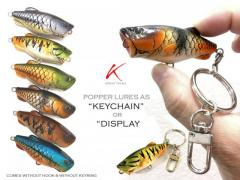 Every time Daddy buy buzzbait lures!  Your Kids will get 2 free toys from us!
