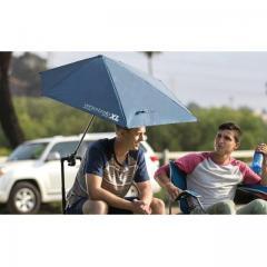Sport Brella Versa Brella XL Blue all position umbrella with universal clamp
