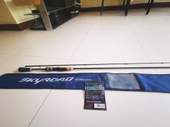 Majorcraft Skyroad Aji rod