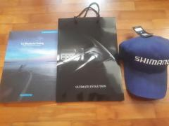 Shimano open house 2019 goodie bag