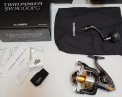 (PRICE REDUCED!) Twinpower SW 8000PG