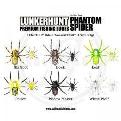 LunkerHunt Phantom Spider