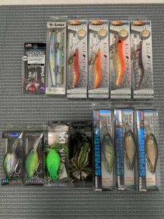 Brand New Mix Lures