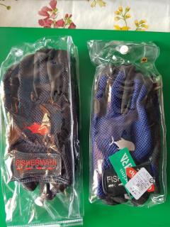Fisherman gloves