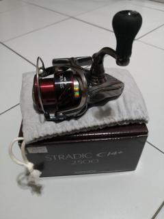 Shimano stradic ci4+ 2500hgs