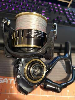 4 amost new condition reel for sale