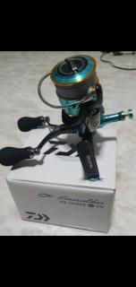 Daiwa Emeraldas MX 2017 2508 PE-H-DH
