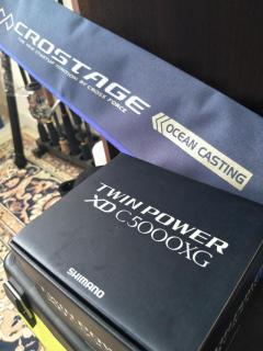 MC Crostage Casting & Twinpower C5000XG