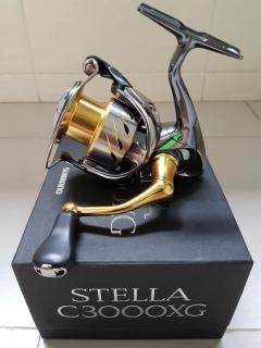2014 Shimano Stella C3000 XG